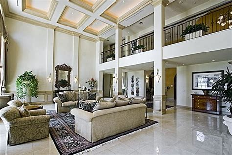 shaqs star island house interior celebrity home interiors of billionaire homes google search ceilings