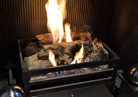 the alchemy log effect dfe gas the fireplace co