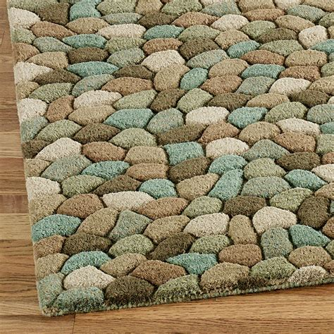 pebble rug pebble rug runner 2 3 quot x 8 touch of class