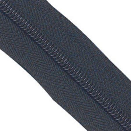 Chain Zipper 8 coil chain zipper black