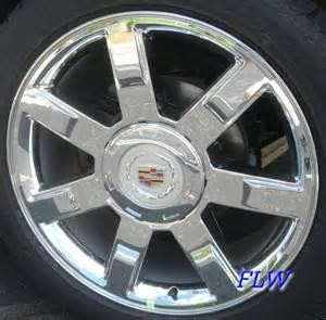Rims For A Cadillac 2007 Cadillac Escalade Oem Factory Wheels And Rims