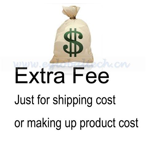 aliexpress shipping cost aliexpress com buy extra fee for shipping cost or making