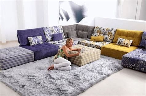 modular furniture for small spaces modular sofa system to live up your living room