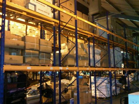 used hi lo pallet racking units 171 used and second