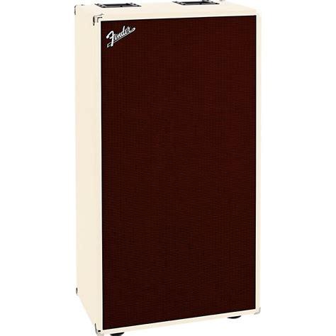 Fender Bassman Cabinet by Fender Bassman 810 8x10 Bass Cabinet Musician S Friend