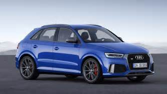 Audi Q3 Pictures 2017 Audi Rs Q3 Performance Picture 664251 Car Review