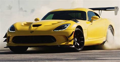 The Last Dodge Viper by Pennzoil The Last Viper Napa How