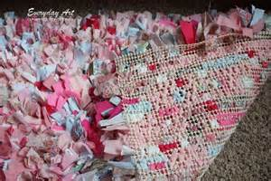 Rag Rug How To Savvy Housekeeping 187 How To Make A Rag Rug