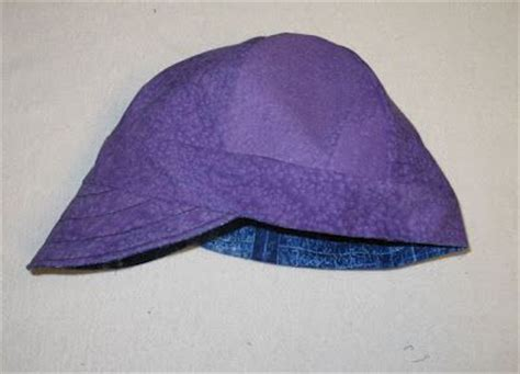 free pattern for welding hat welcome home farm welder s cap tutorial sewing fabrics