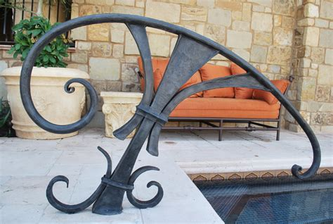 pool railing contemporary pool phoenix  grizzly