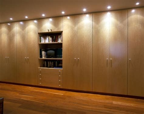 Beautiful Built In Wardrobes built in wardrobes here s a beautiful veneered built i