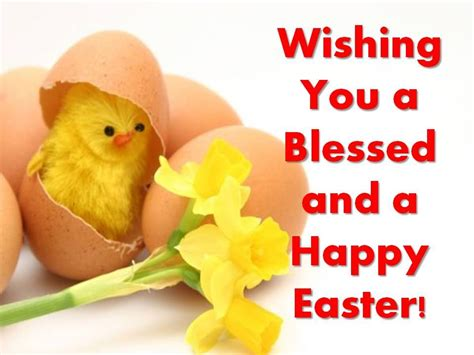 Wishing You A Happy Easter by Wishing You A Blessed And Happy Easter Pictures Photos
