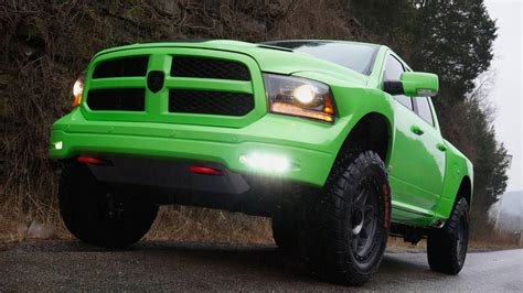 dodge offroad truck ram minotaur road truck review