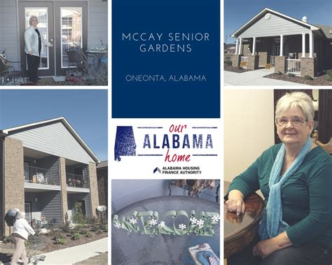 alabama housing finance authority success stories mccay senior gardens oneonta alabama housing finance authority