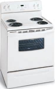 Coil Cooktop Frigidaire Fef352fs Freestanding Electric Range 5 3 Cu