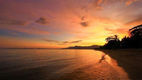 pantai tambu htm rute foto ulasan pengunjung