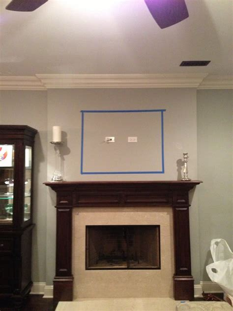 Need Mirror Above Fireplace Mirror Above Fireplace