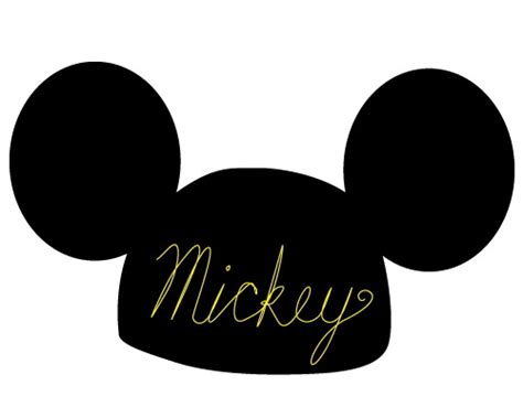 printable mickey mouse ears cliparts co