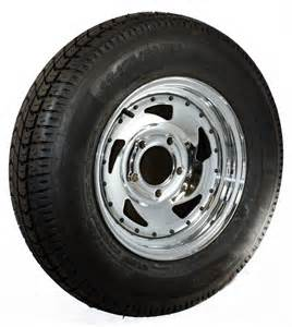 Trailer Tire 13 Inch St175 80d13 Inch Bias Ply Trailer Tire With 13 In Chrome