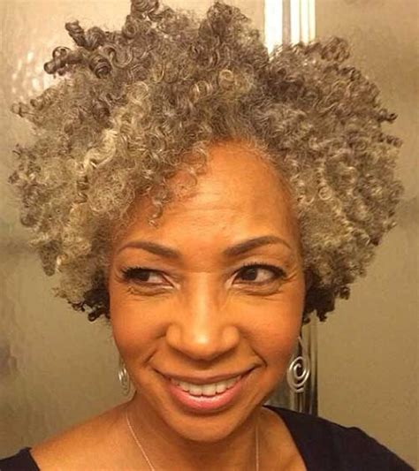 natural hairstyles for black women over 50 with thinning hairlines short natural hairstyles for black women over 50 dark