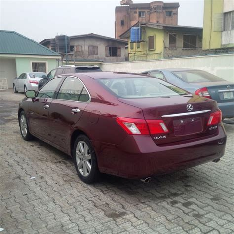 burgundy lexus es 350 sold tin can cleared 2008 lexus es 350 burgundy color
