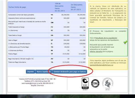 como liquidar impuestos carro online search results for como liquidar impuestos de carro de