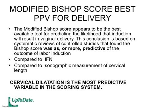 define induction of labour image gallery modified bishop score