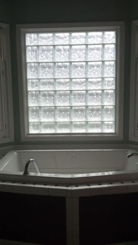 why is frosted glass used in a bathroom window frosted glass block innovate building solutions blog