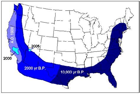 california condor range map california condor