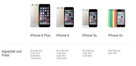 Iphone 6 Preis Mit Vertrag 649 by Iphone 5s Und Iphone 5c Werden Rund 150 G 252 Nstiger