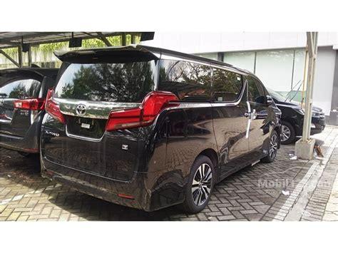 Harga Vans Indonesia 2018 jual mobil toyota alphard 2018 g 2 5 di jawa timur