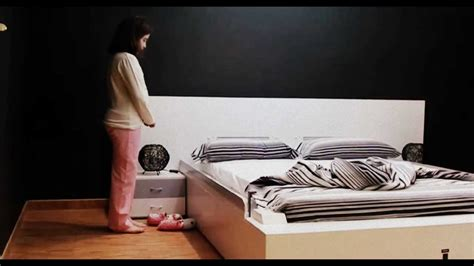 smart bed watch this smart bed make itself in seconds
