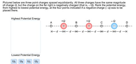 Questions To Help You Be In Charge Of Your Happiness by Solved Pictured Below Are Three Point Charges Spaced Equi
