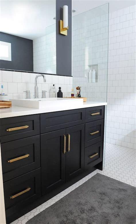 15 best ideas about black bathroom vanities on