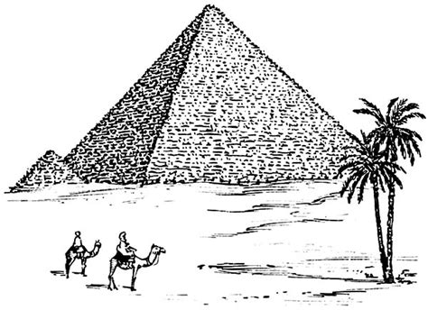 coloring pages egyptian pyramids worldwonders pyramid in egypt coloring pages batch coloring