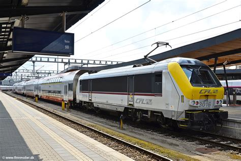 Lu Cfl finns and travel page trains luxembourg cfl 3016