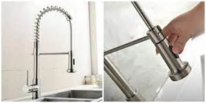 kitchen sink and faucets ufaucet kitchen sink faucet review kitchenfolks