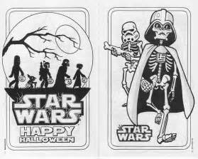 star wars halloween play pack coloring pages dex flickr