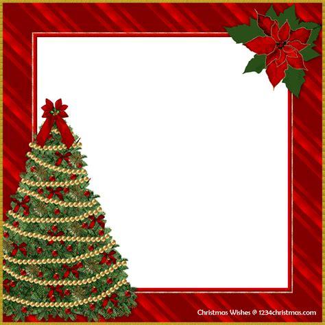 christmas photo frame templates christmas photo frame templates