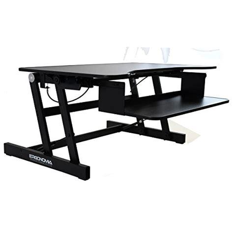 adjustable height desk amazon ergonomia height adjustable standing sit to stand desk
