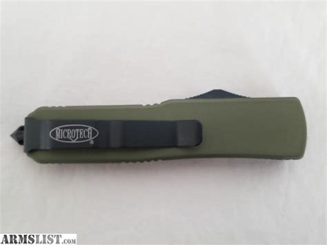 microtech utx 85 for sale armslist for sale microtech utx 85 otf knife nib