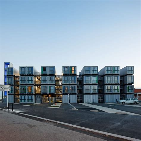 Shipping Container Apartments 87 Best Modular Multifamily Housing Apartments Images On