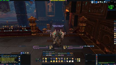 ui layout wow viksui generic compilations world of warcraft addons