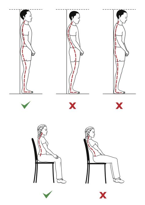 how to better posture for better fitness posture some tips on getting a