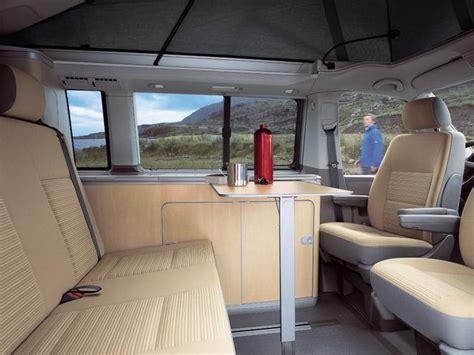 volkswagen california interior foto volkswagen california comfortline vista interior