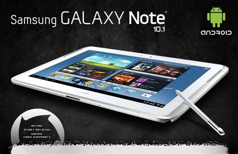 Tablet Samsung Note samsung galaxy note 10 1 android tablet review