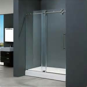 sliding glass shower doors frameless home design ideas bathrooms frameless sliding doors ideas