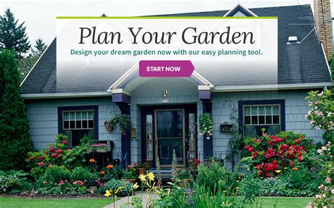 design your own landscape free free interactive garden design tool no software needed