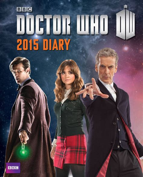 doctor who the book of whoniversal records official timey wimey edition books doctor who 2015 diary merchandise guide the doctor who