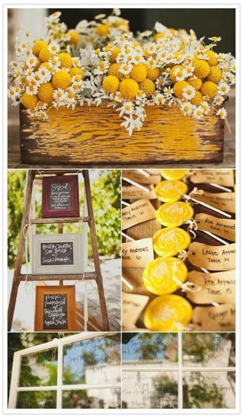 Marguerite Lemon Drink yellow wedding lemon yellow wedding decor 797074